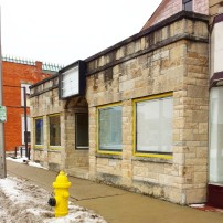 A long vacant building finds new life