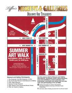 2015_08_07 - Art Walk Map