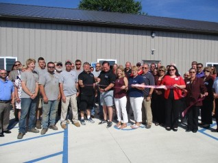Bilger's Ribbon Cutting