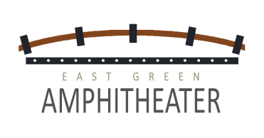 East Green Amphitheater Logo