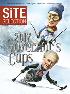 Site Selection Magazine March 2018