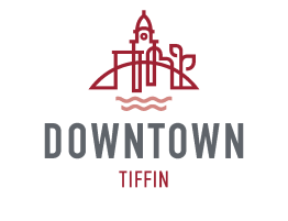 DOWNTOWN TIFFIN LOGO CMYK