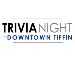 Trivia Night in Downtown Tiffin logo