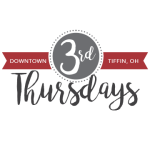 Third Thursday in Downtown Tiffin logo