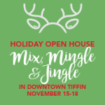 Downtown Tiffin Holiday Open House