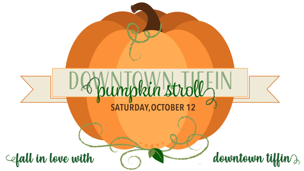 Downtown Tiffin Pumpkin Stroll 2019